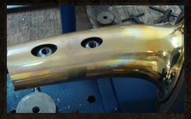 サックス製造工程 ステップ5