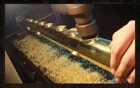 サックス製造工程 ステップ6