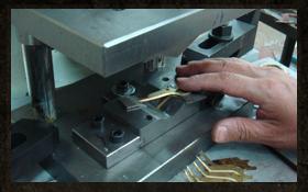 サックス製造工程 ステップ7